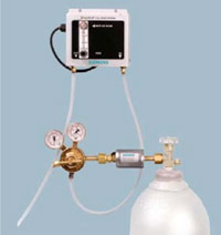 CO2 feeder, carbon dioxide pool, pool CO2, pool pH control, lower pH in pool