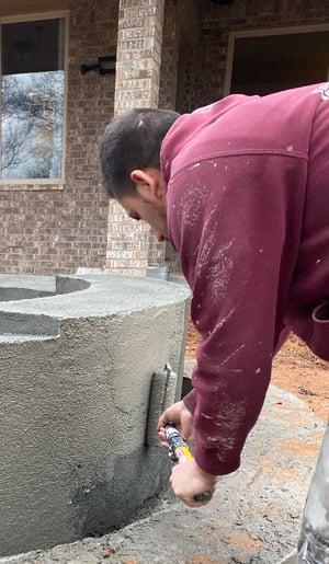 pool waterproofing, waterproof spa, pool and spa construction best practices, basecrete waterproofing