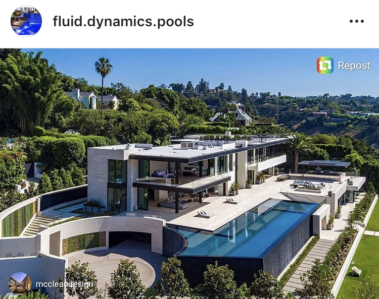 908belair, fluid dynamics pools, dave penton, genesis pool, infinity pool, vanishing edge, orenda pool