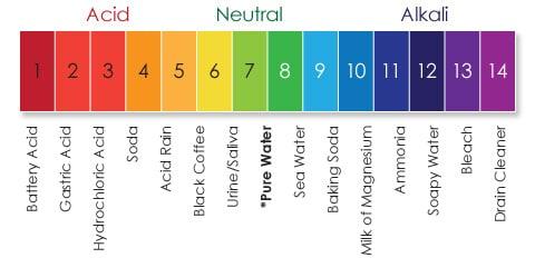 pool total alkalinity scale, carbonate alkalinity, pH and alkalinity
