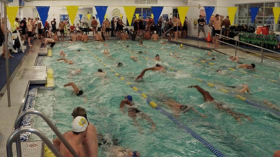 warmup pool at ultra swim