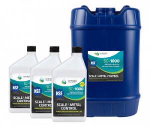 sc-1000, orenda sc-1000, soda ash cloudy, cloudy water, chelate calcium, LSI balance