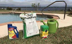 fertilizer by pool, phosphate in fertilizer