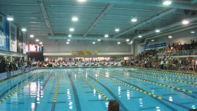 ultra swim competition pool