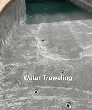 water troweling copy
