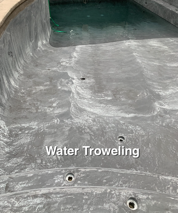 water troweling copy