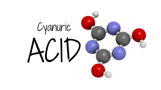 cyanuric acid, cyanuric acid limit, max cyanuric acid, maximum cya for pool, ideal cya for pool