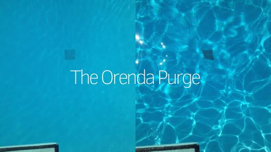 The Orenda Purge