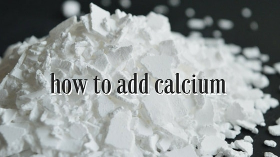 How To Add Calcium Chloride To A Swimming Pool